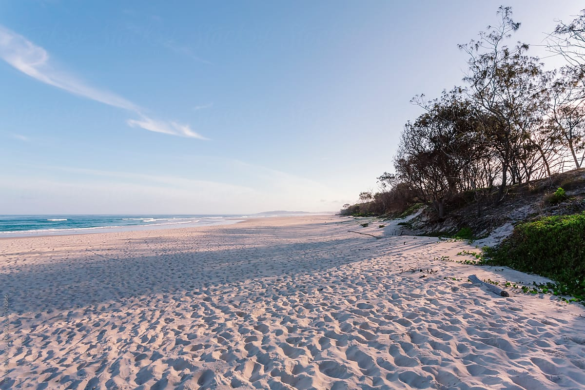 Tallow Beach, Byron Bay by Image Supply Co for Stocksy United