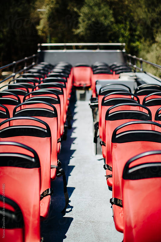 Seats by Nasos Zovoilis for Stocksy United