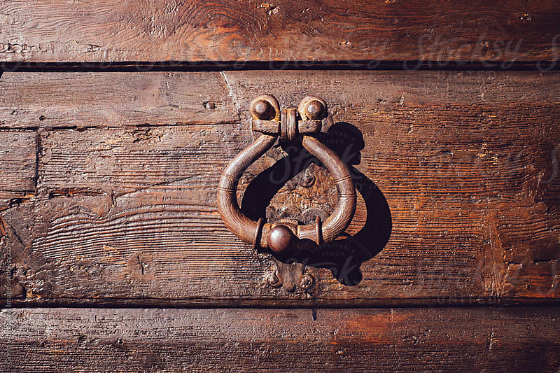Door Handle by Good Vibrations Images for Stocksy United