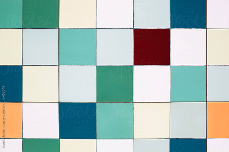 Ceramic tile colors