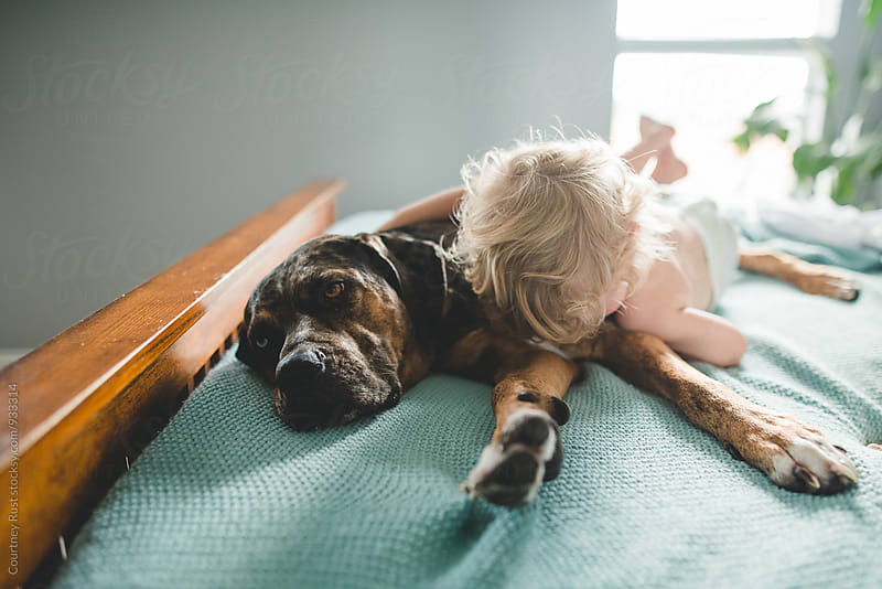 Best friends by Courtney Rust for Stocksy United