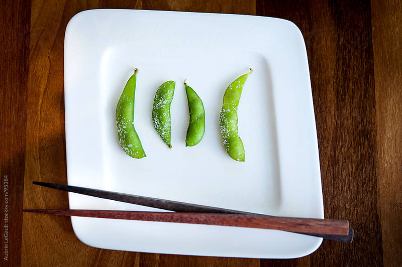 Edamame by Aubrie LeGault for Stocksy United