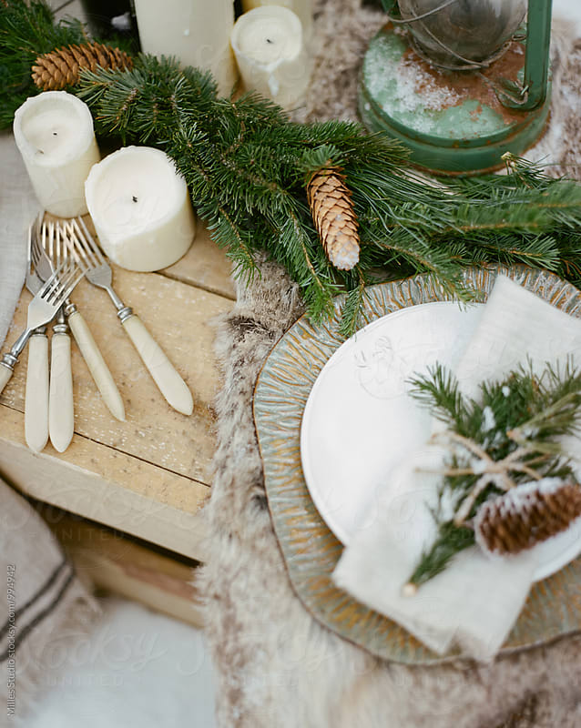 Decorated Table by Milles Studio for Stocksy United