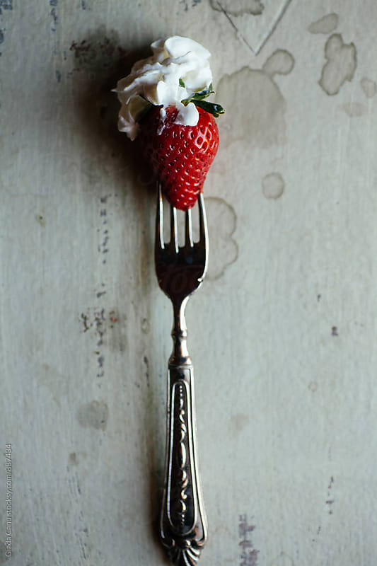Strawberries by Giada Canu for Stocksy United