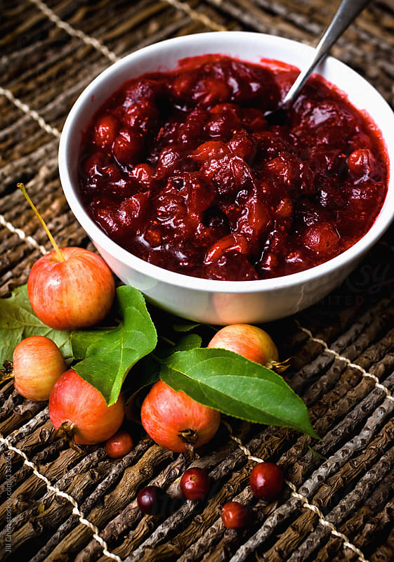 Cranberry Sauce by Jill Chen for Stocksy United
