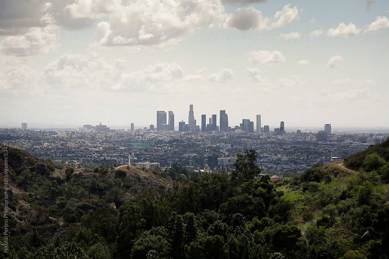 Los Angeles. by Nicolai Perjesi Photography for Stocksy United