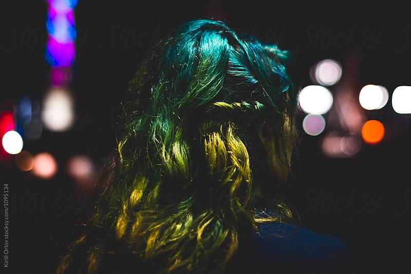 Night hair by Kirill Orlov for Stocksy United