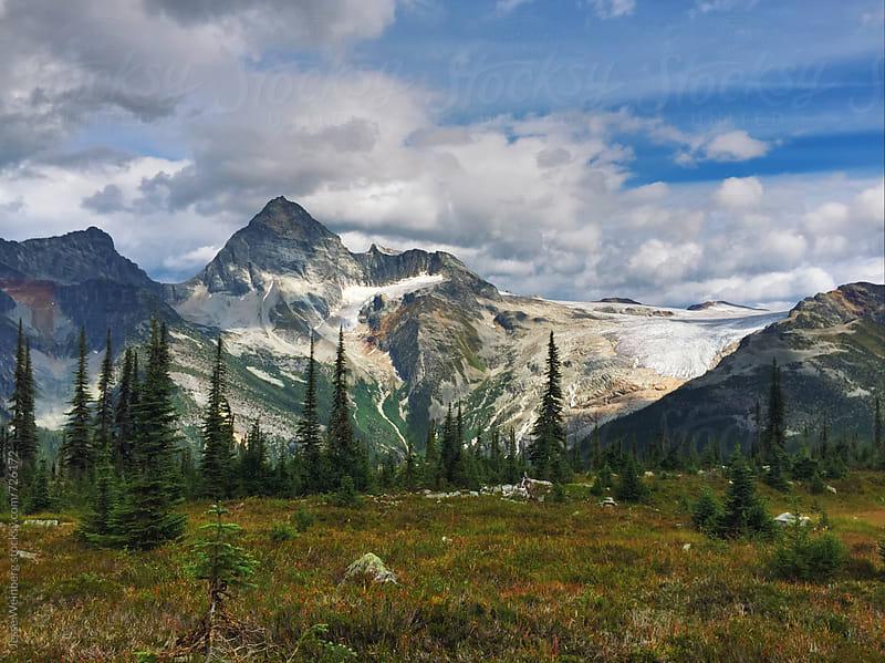 Amazing Mountain Peak by Jesse Weinberg for Stocksy United