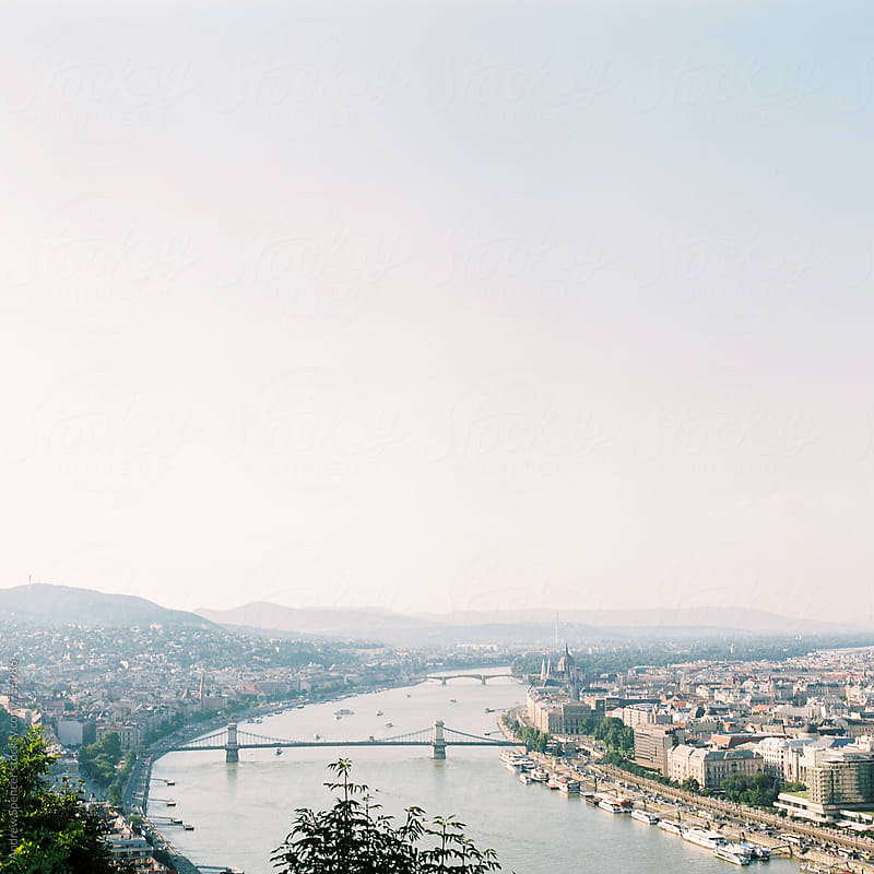 River Danube by Andrew Spencer for Stocksy United