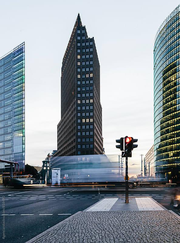 Potsdamer Platz by Agencia for Stocksy United