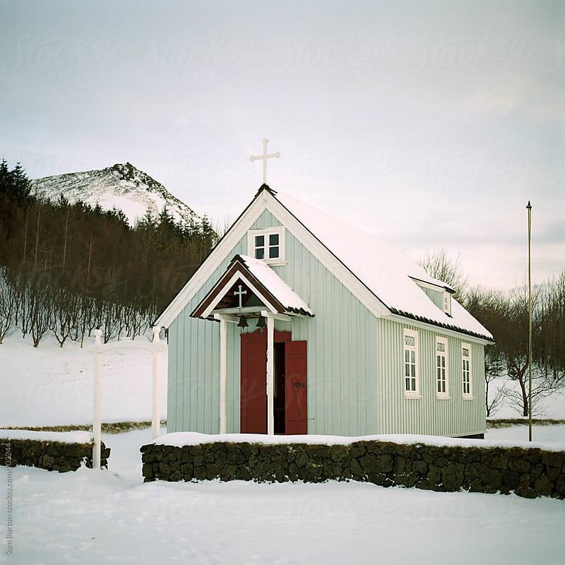 Church by Sam Burton for Stocksy United