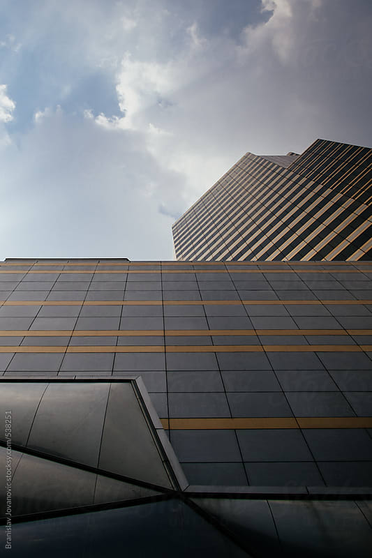 Modern building facade by Brkati Krokodil for Stocksy United