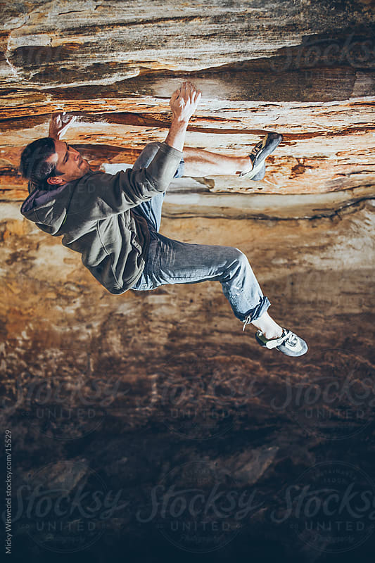 Rock Climbing by Micky Wiswedel for Stocksy United