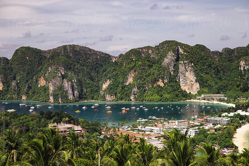 Phi-phi island, Thailand by Andrey Pavlov for Stocksy United