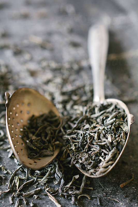 Green tea  by Pixel Stories for Stocksy United