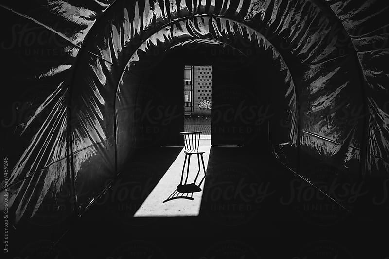 Empty Chair by Urs Siedentop & Co for Stocksy United