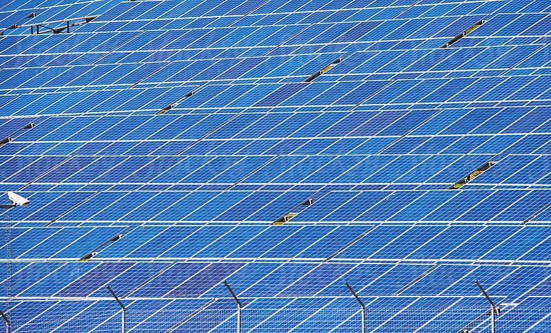 Solar Panels by Luca Pierro for Stocksy United