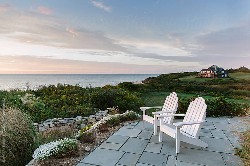Block Island Sunset by Raymond Forbes LLC for Stocksy United