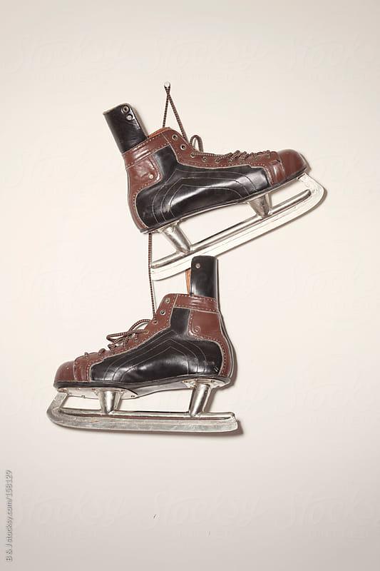 Retro skates by B & J for Stocksy United