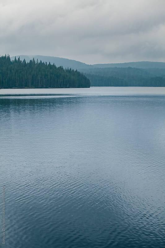 Reservoir by Borislav Zhuykov for Stocksy United