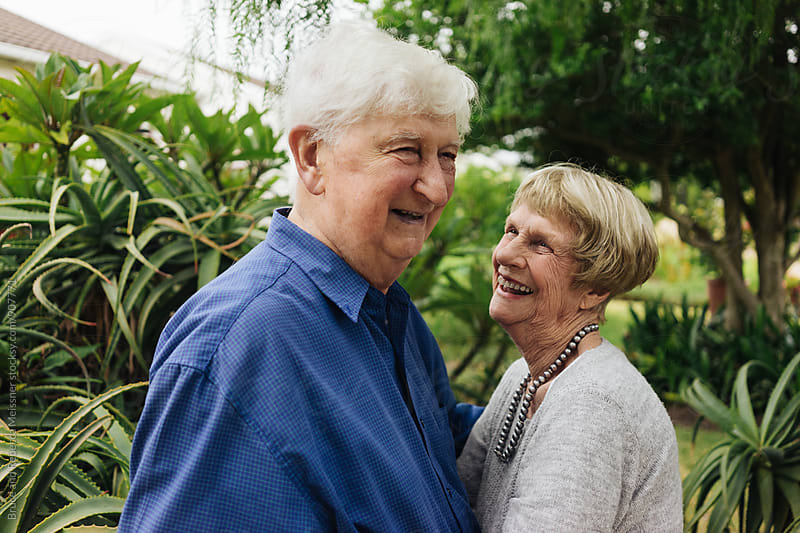 Mature Couple by Bruce Meissner for Stocksy United