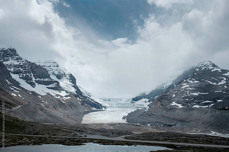 Columbia Icefield by Nick Walter for Stocksy United