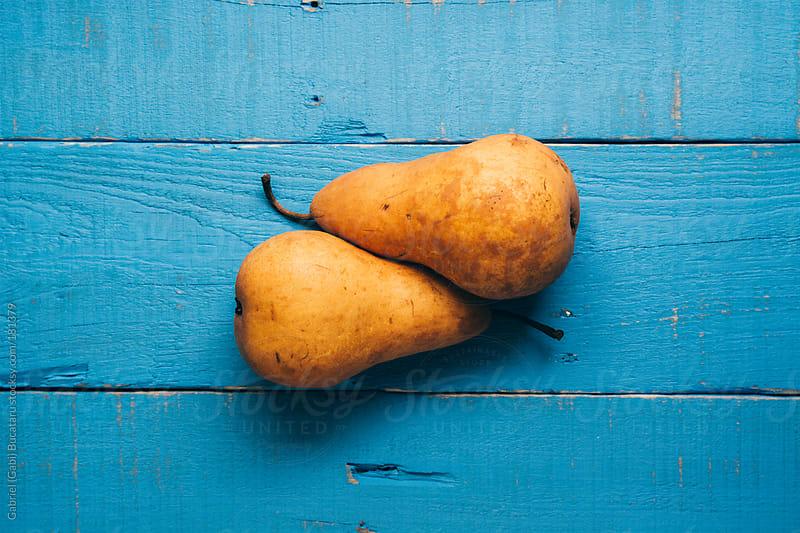 A Pair of Pears by Gabriel (Gabi) Bucataru for Stocksy United