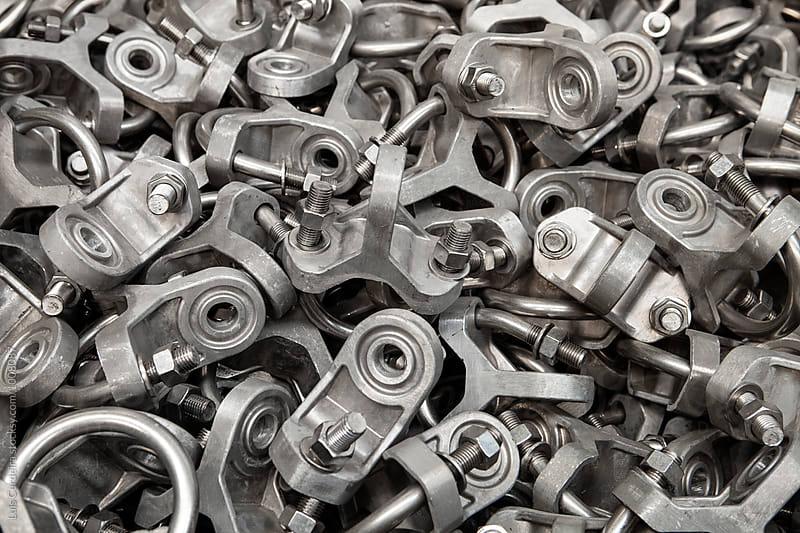 Steel pieces