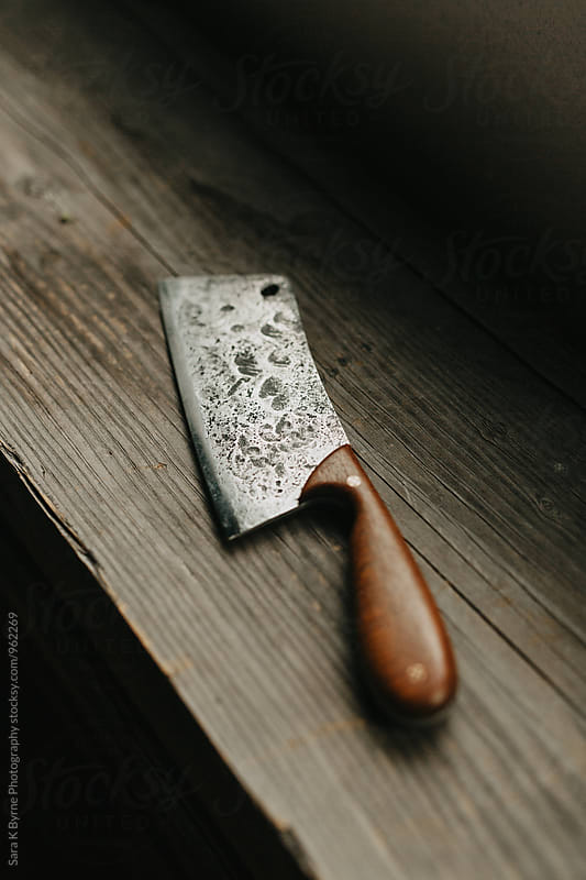 Knives by Sara K Byrne Photography for Stocksy United