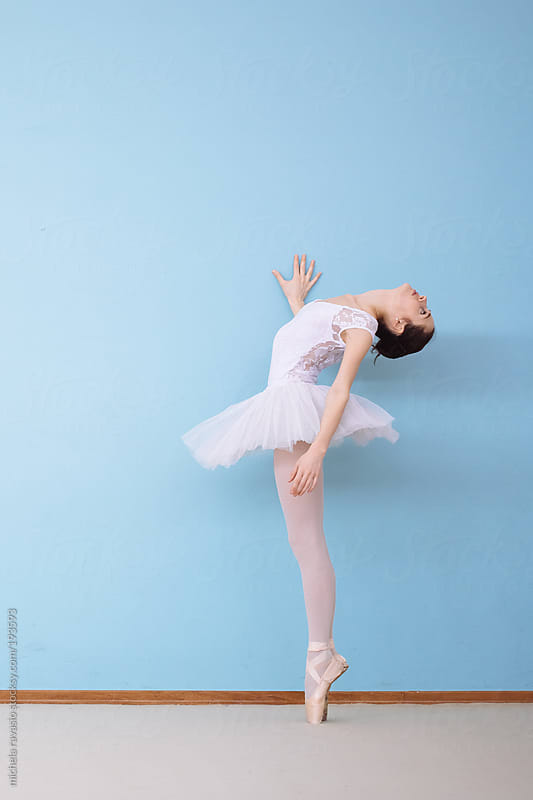 Ballet dancer  by michela ravasio for Stocksy United