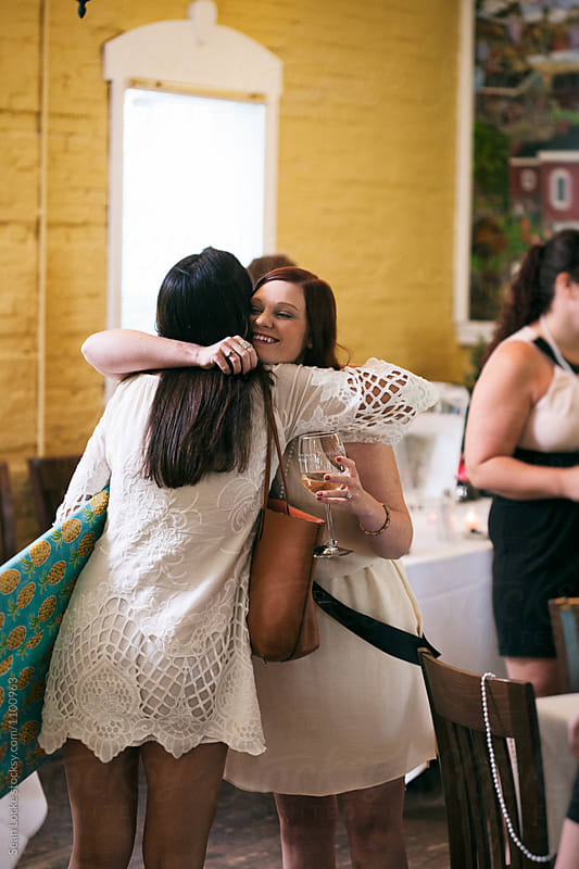 stock photo: bridal shower