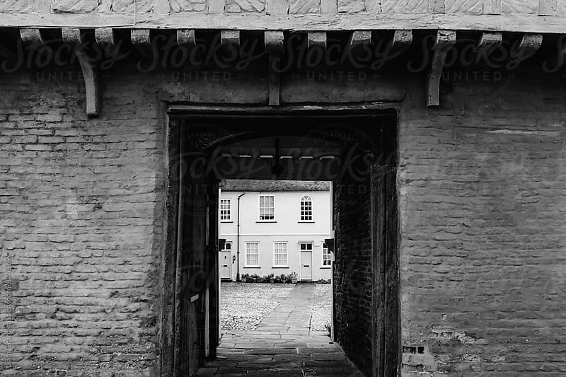 Historical buildings in the town of Kings Lynn, Norfolk, UK. by Liam Grant for Stocksy United