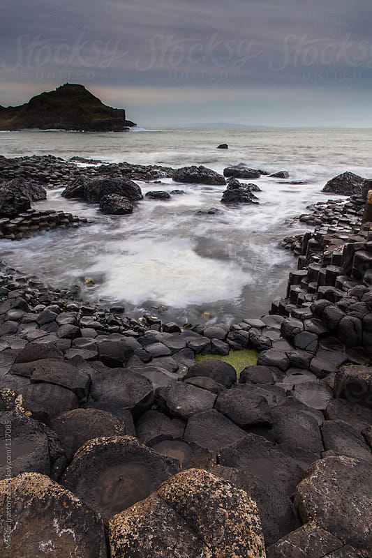 Giant's Causeway II by Marilar Irastorza for Stocksy United