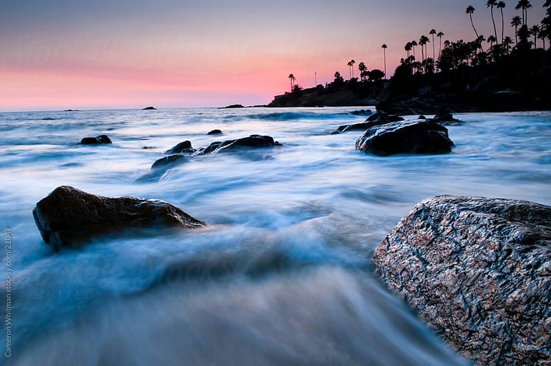 Laguna Beach, Southern California  by Cameron Whitman for Stocksy United