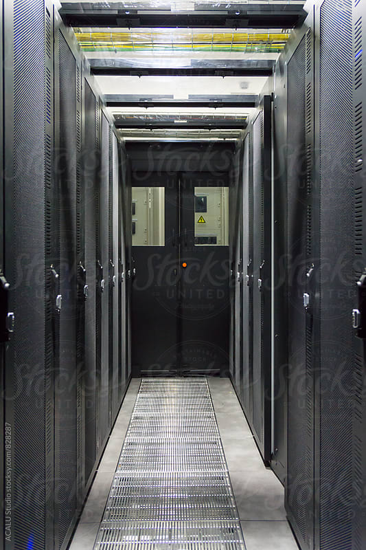Datacenter by ACALU Studio for Stocksy United