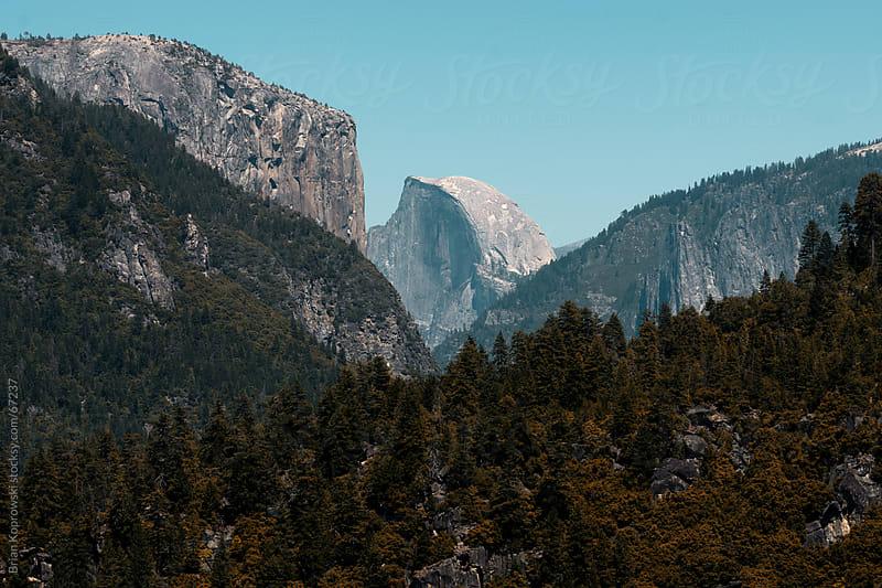 Yosemite by Brian Koprowski for Stocksy United