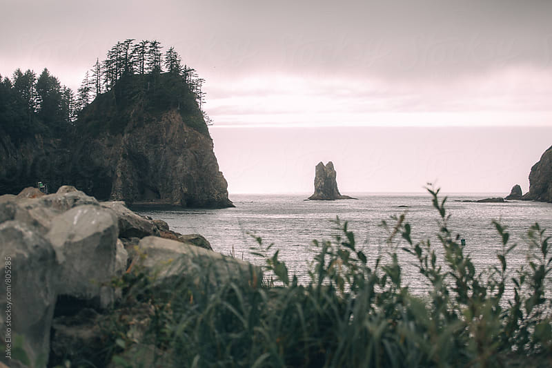 Washington beaches by Jake Elko for Stocksy United