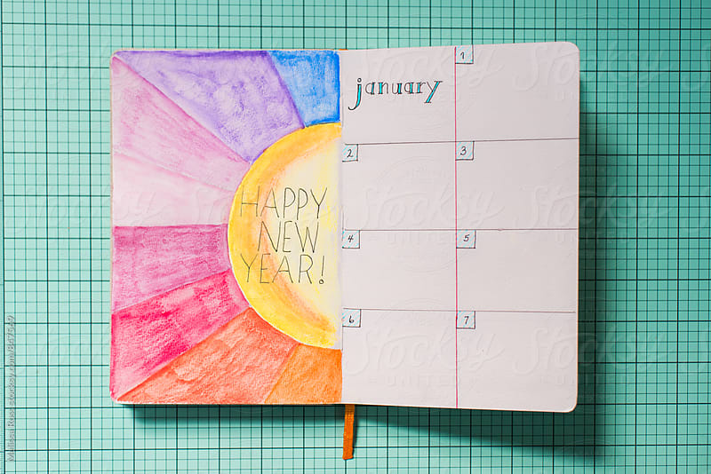 Happy New Year by Melissa Ross for Stocksy United
