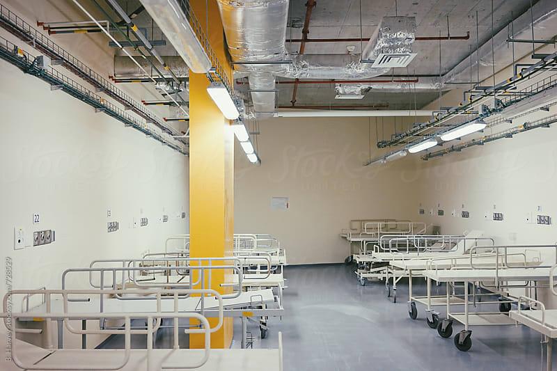 Hospital by B. Harvey for Stocksy United