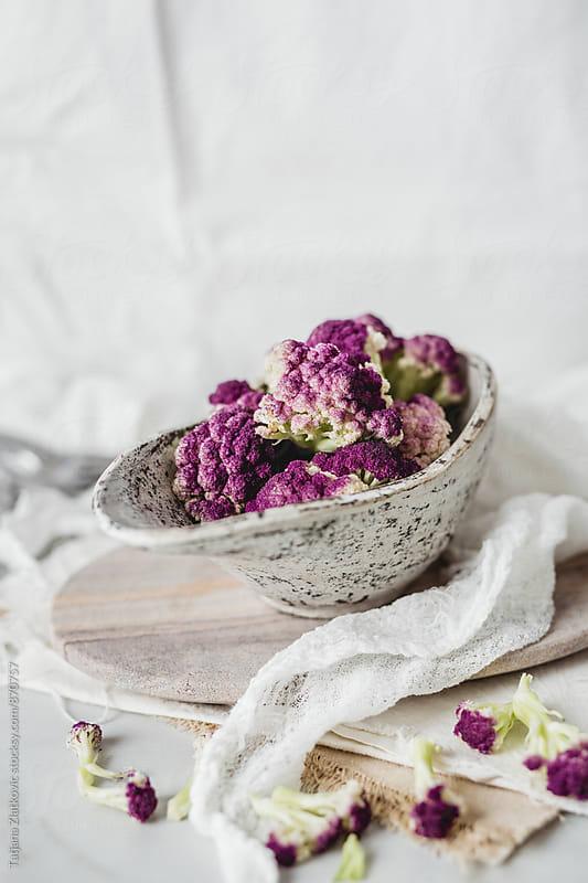 Cauliflower by Tatjana Ristanic for Stocksy United