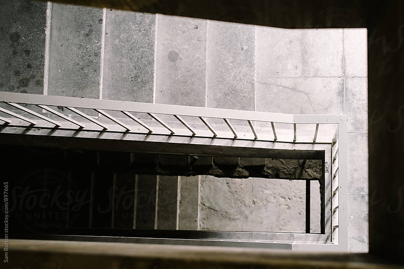 Staircase by Sam Burton for Stocksy United