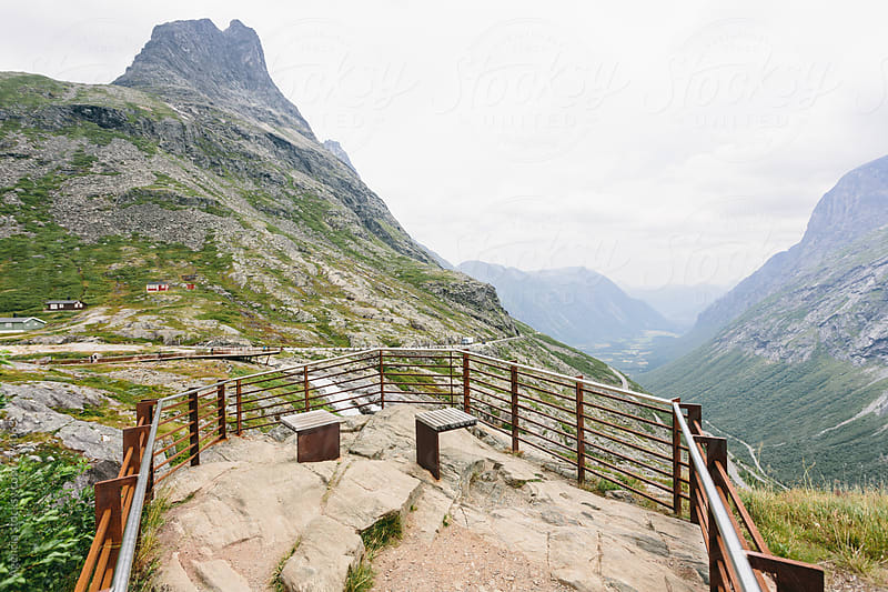 Trollstigen Viewing Point by Agencia for Stocksy United
