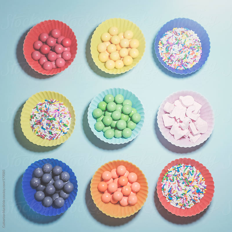 sweet candy collection by Catherine MacBride for Stocksy United