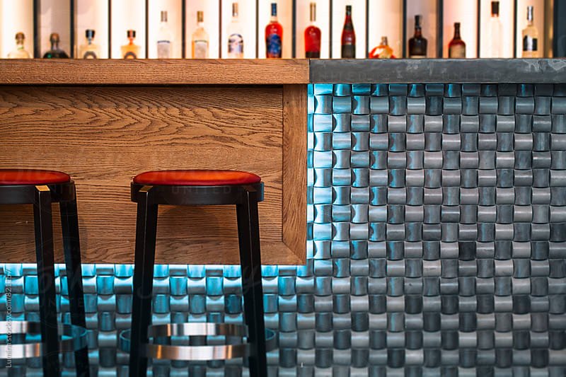 Bar Stools by Lumina for Stocksy United