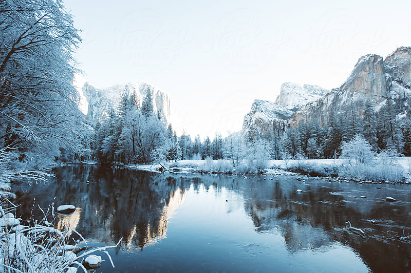 Valley Reflections by Sam Elkins for Stocksy United