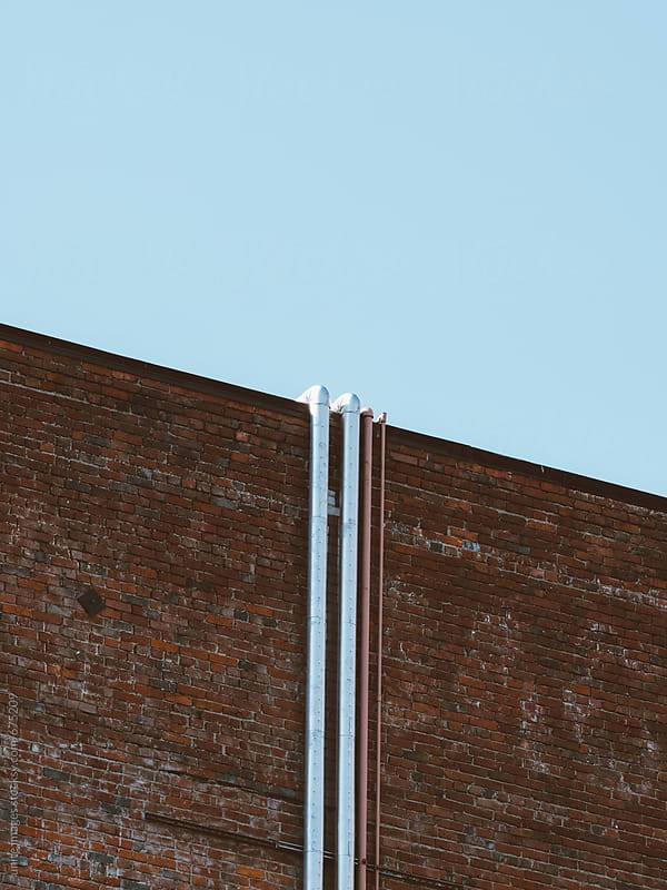 detail of building by yuanyuan xie for Stocksy United