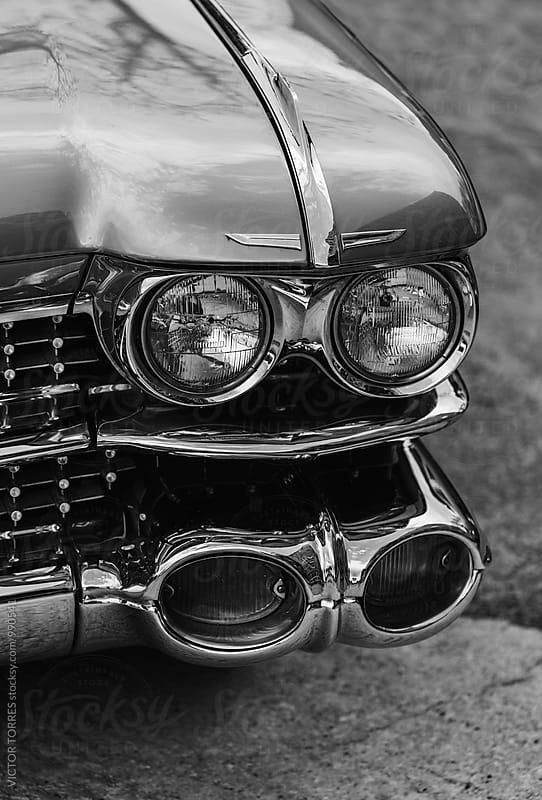 Vintage American Car