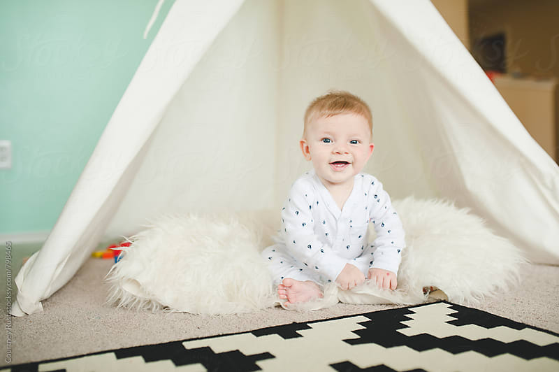 Sweet Baby Love  by Courtney Rust for Stocksy United