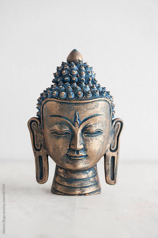Statue of Buddha by Alberto Bogo for Stocksy United