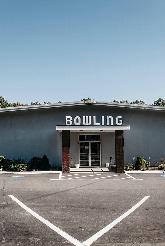 Sweet Bowling Facilty by Raymond Forbes LLC for Stocksy United